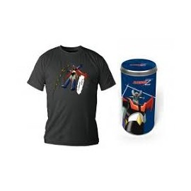 Mazinger Black T-shirt (boys) XL