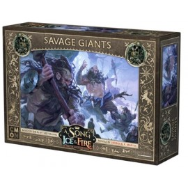Free Folk SAvage Giants: Song Of Ice and Fire Exp.
