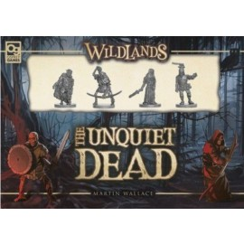 Wildlands - Martin Wallace: The Unquiet Dead