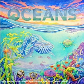 Evolution: Oceans Boardgame (531) LIMITED EDITION