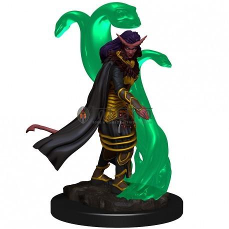 D&D Premium Figures: Tiefling Female Sorcerer