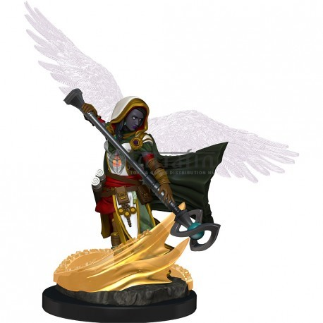D&D Premium Figures: Aasimar Female Wizard
