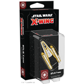 Star Wars X-Wing: BTL-B Y-Wing Expansion Pack