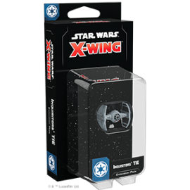 Star Wars X-Wing: Inquisitors' TIE Expansion Pack