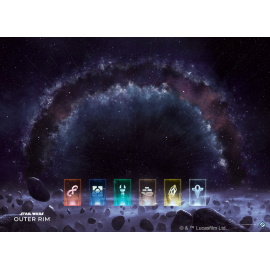 Star Wars: Outer Rim - Game Mat