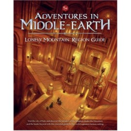 Adventures in Middle-earth Lonely Mountain Region Guide