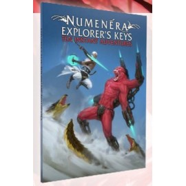 Explorer's Keys: Ten Instant Adventures for Numenera