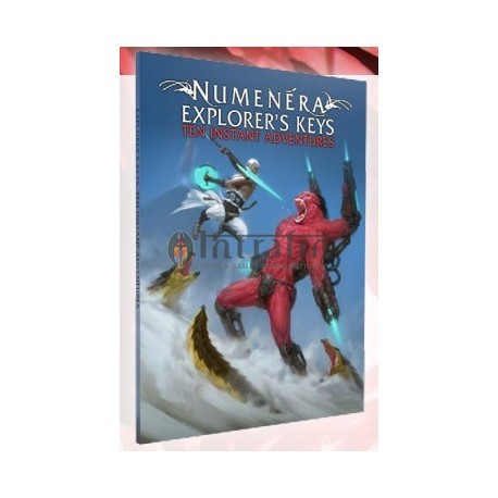 Explorer's Keys: Ten Instant Adventures for Numenera