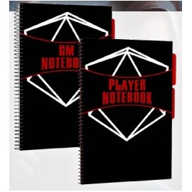 Best Game Ever Player Notebook