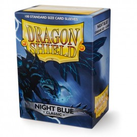 Dragon Shield Classic - Night Blue 'Opeth' (10x100)