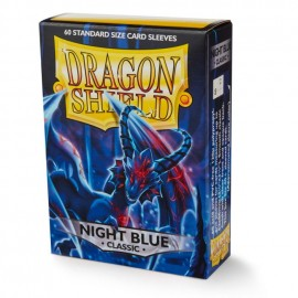 Dragon Shield Classic - Night Blue 'Xao' (10x60)