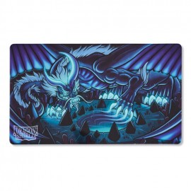 Dragon Shield Playmat - Night Blue 'Delphion, Watcher from Afar' (Limited Edition)