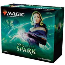 MTG War of the Spark Bundle (1)