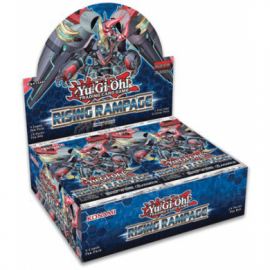 Yu-Gi-Oh! Rising Rampage booster display (24)