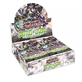 Yu-Gi-Oh! Hero's Revenge booster display (24)