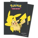 Pokémon Pikachu 2019 Deck Protector Sleeves 65ct