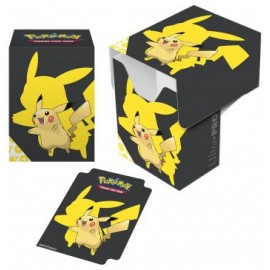 Pokémon Pikachu 2019 Deck Box with dividers