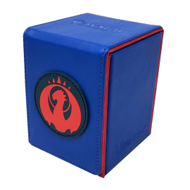 MTG Guilds of Ravnica Izzet Alcove Deck box