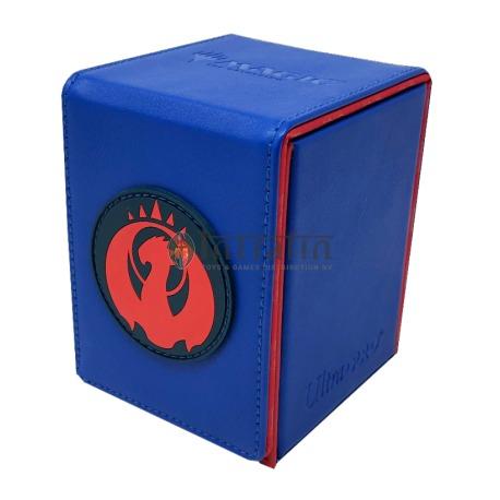 MTG Guilds of Ravnica Izzet Alcove Deck box