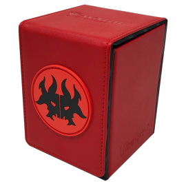 MTG Guilds of Ravnica Rakdos Alcove Deck box