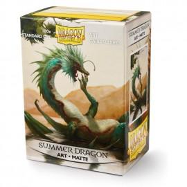 Dragon Shield: ART Sleeves Classic - Summer Dragon (100)