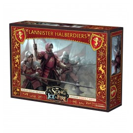 Lannisters Halberdiers: Song Of Ice and Fire Exp.