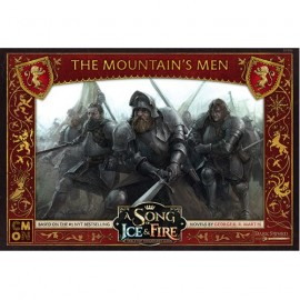 Lannisters Mountain's Men: Song Of Ice and Fire Exp.