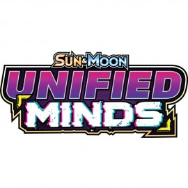 Pokémon Sun & Moon 11 Unified Minds 3-Booster Blister Eng