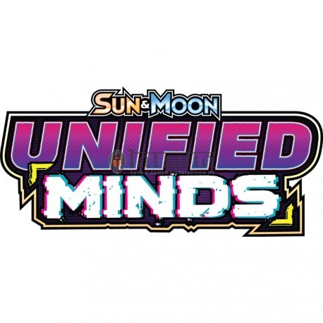 Pokémon Sun & Moon 11 Unified Minds Deck Display (8)