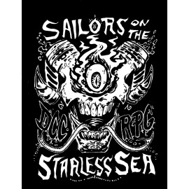 Dungeon Crawl Classics 67: Sailors on the Starless Sea, Foil Collector's Ed.