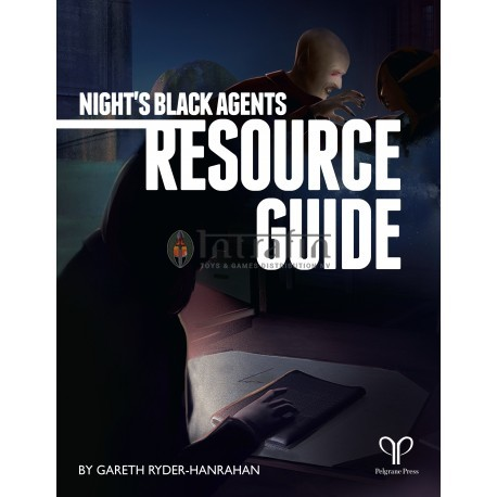 Night's Black Agents: Director's Screen & Resource Guide