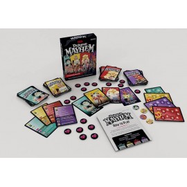 Dungeon Mayhem Card game French