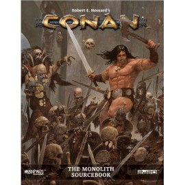 Conan: The Monolith (Conan RPG Supp., Full Color, Hardback)