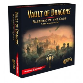 Dungeons & Dragons: Vault Of Dragons: Blessing Of The Gods