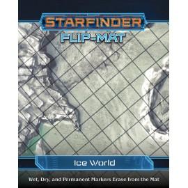 Starfinder Flip-Mat: Ice World