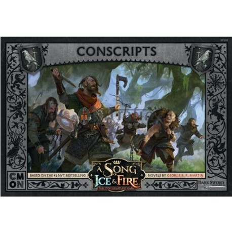 Night's Watch Conscripts: A Song Of Ice and Fire Exp.