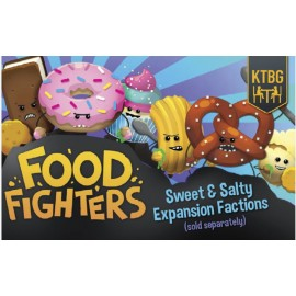 Foodfighters Sweets Expansion Faction