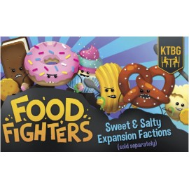 Foodfighters Salty Expansion Faction