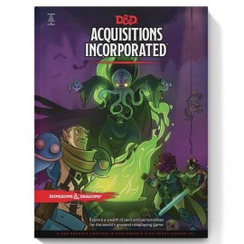 Dungeons & Dragons Next Acquisitions Incorporated