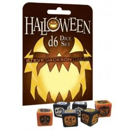 Halloween D6 Dice Set