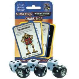 Munchkin Warhammer 40000 Chaos Dice