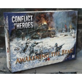 Conflict of Heroes Awakening the Bear 3e