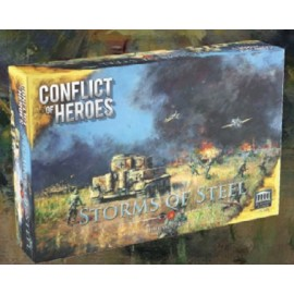 Conflict of Heroes Storms of Steel 3e