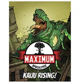 Maximum Apocalypse Kaiju Rising (Boxed Board Game)