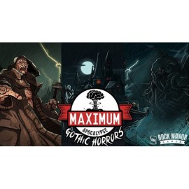 Maximum Apocalypse Gothic Horrors Expansion