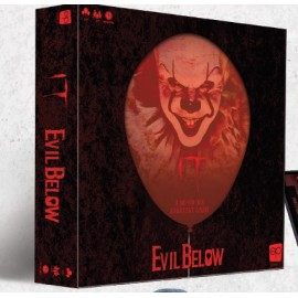 IT: Evil Below - A Do-or-Die Strategy Board Game