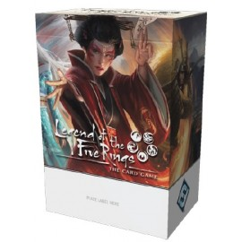 Legend of the Five Rings LCG Seasonal Kit – 2019 Season Three