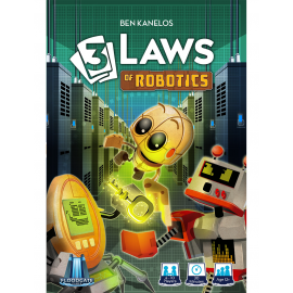 3 Laws of Robotics Boardgame