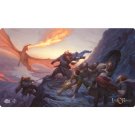 Lord of the Rings LCG: On The Doorstep Playmat