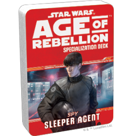 Star Wars Age of Rebellion Spy Sleeper Specialization